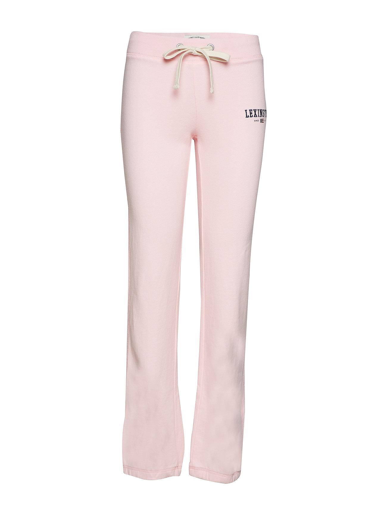 Lexington Clothing Jenna Pants - ROSE SHADOW