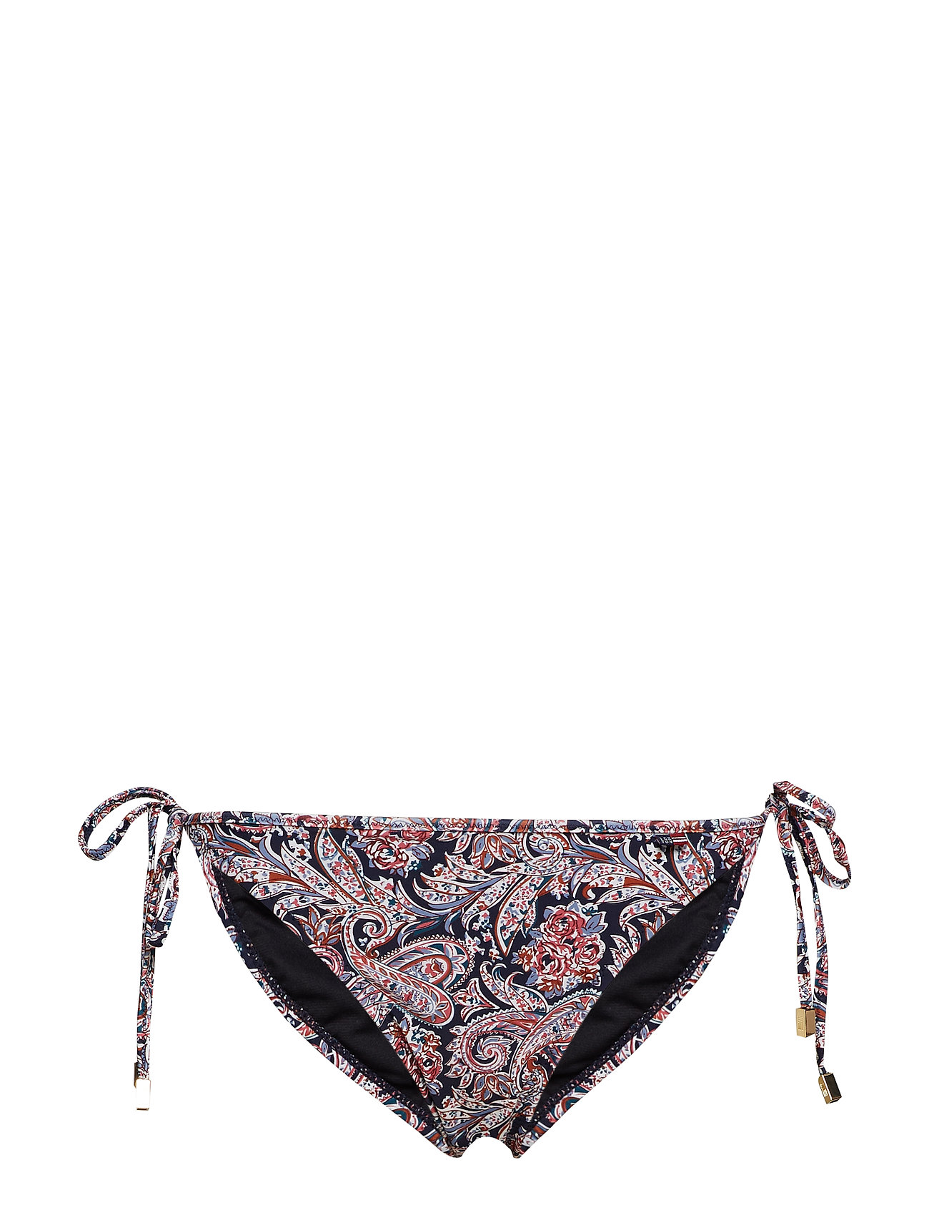 Lexington Clothing Stephanie Bikini Bottom - PAISLEY PRINT