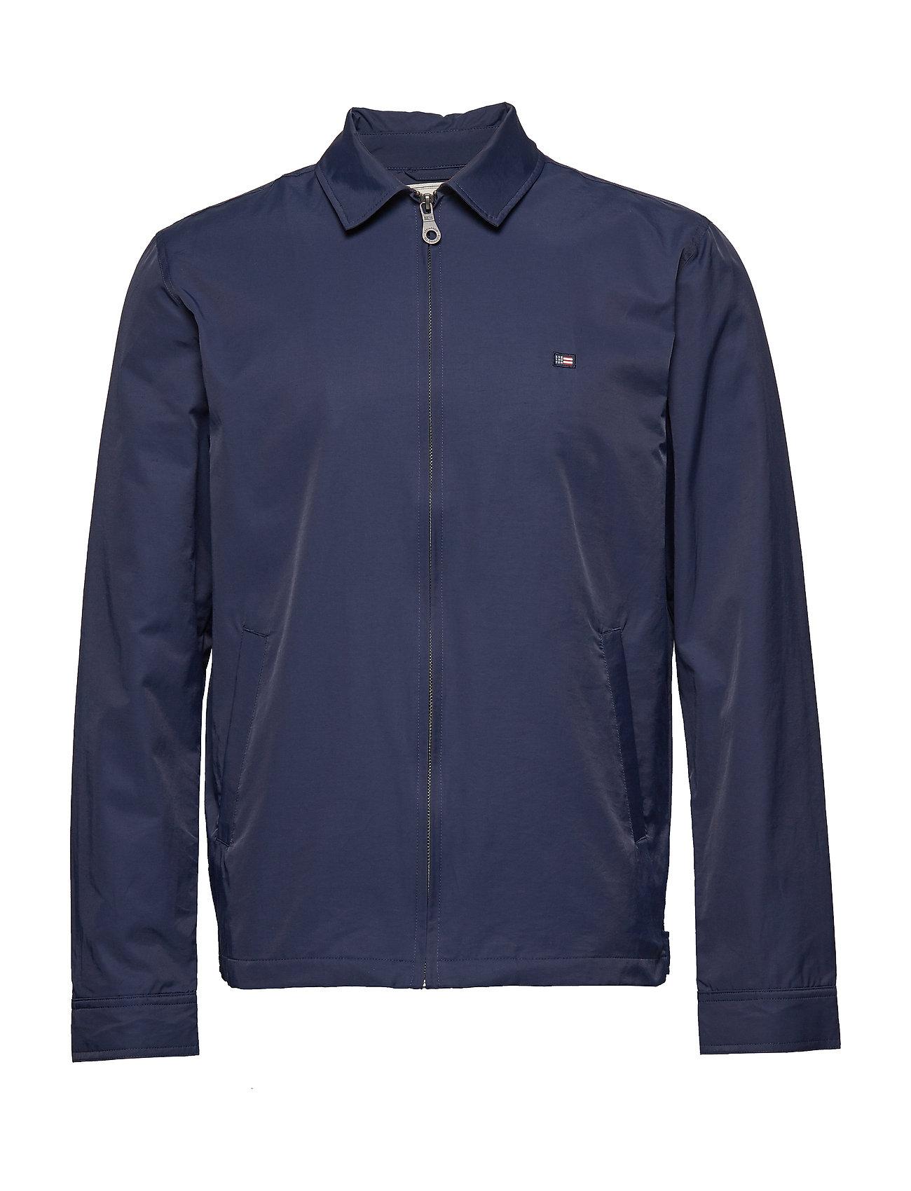 Lexington Clothing Bernie Jacket - NAVY BLUE