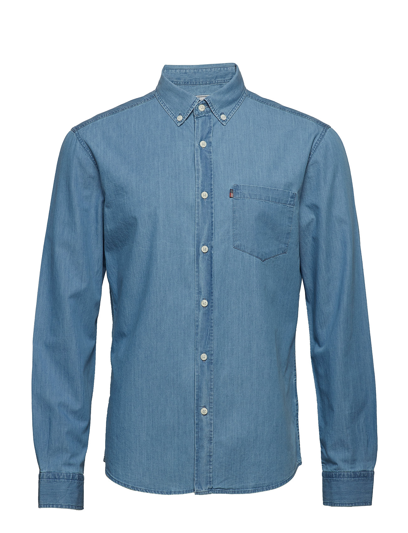 Lexington Clothing Clive Denim Shirt Ögrönlar
