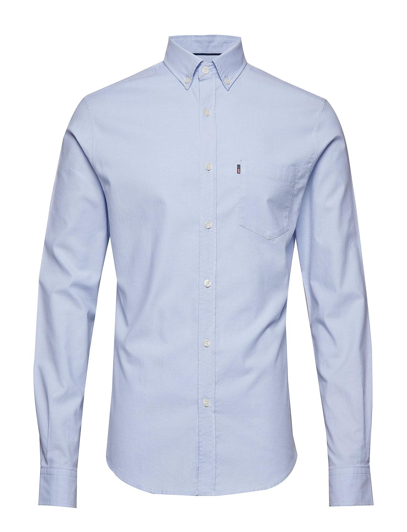 Marc Shirtlight Oxford BlueLexington Clothing Stretch MVpzqUGS
