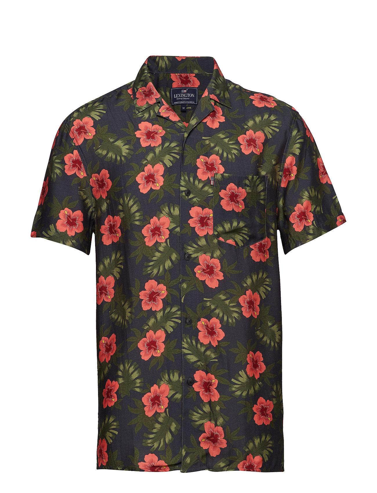 Cuba Pablo PrintLexington Pablo PrintLexington Cuba Shirttropical Shirttropical Clothing 7yfb6Yg