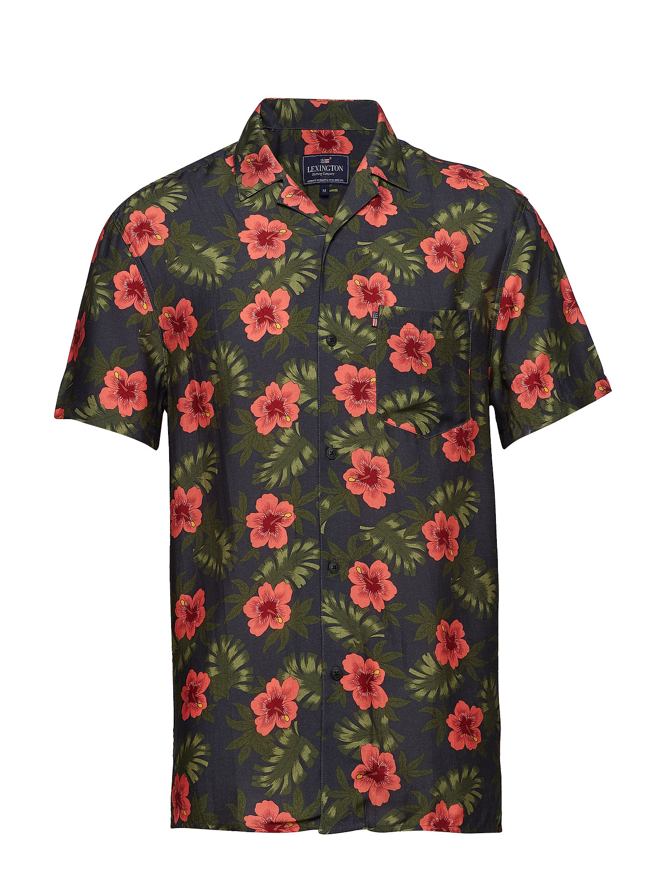 Lexington Clothing Pablo Cuba Shirt - TROPICAL PRINT