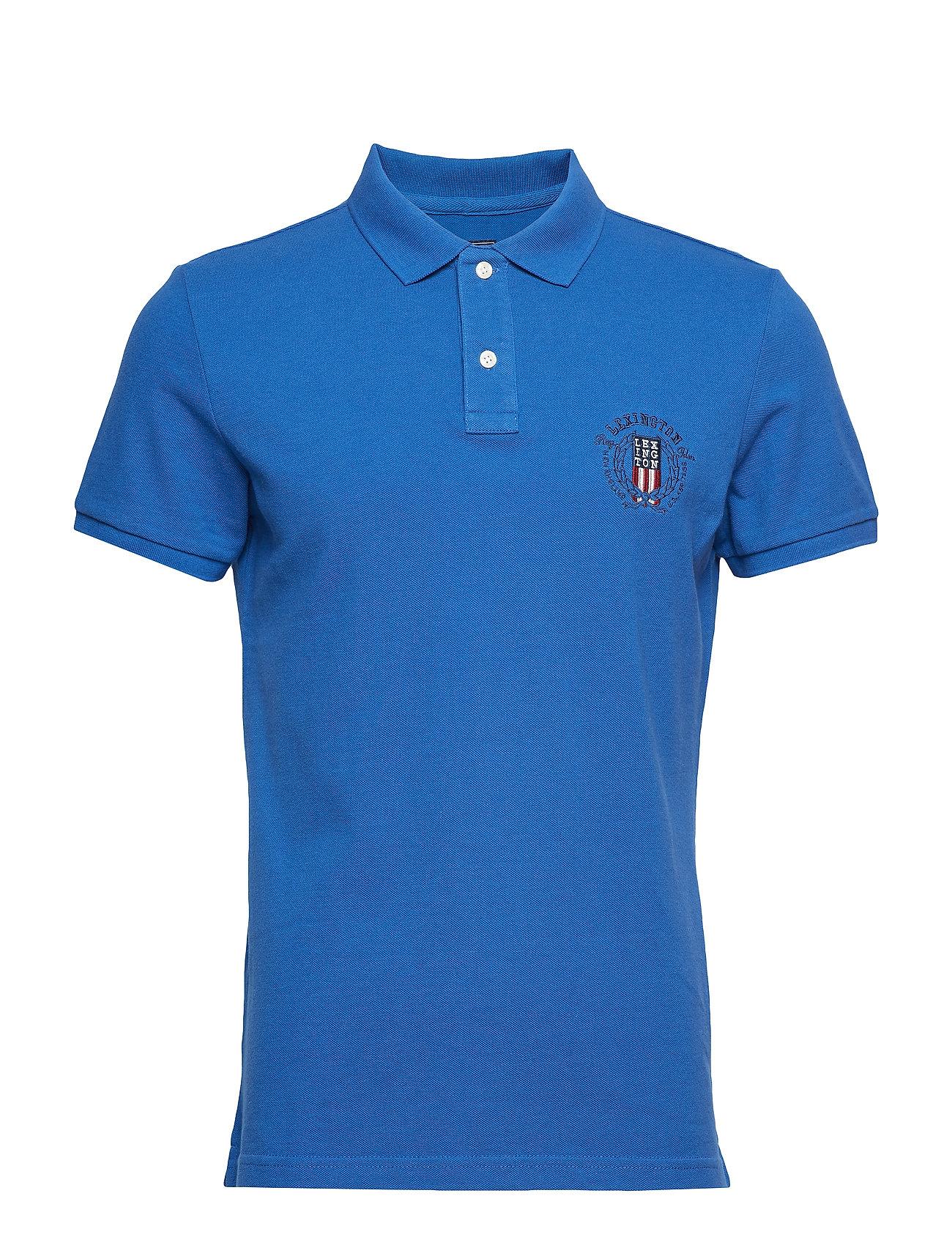 Lexington Clothing Oscar Polo - TRUE BLUE