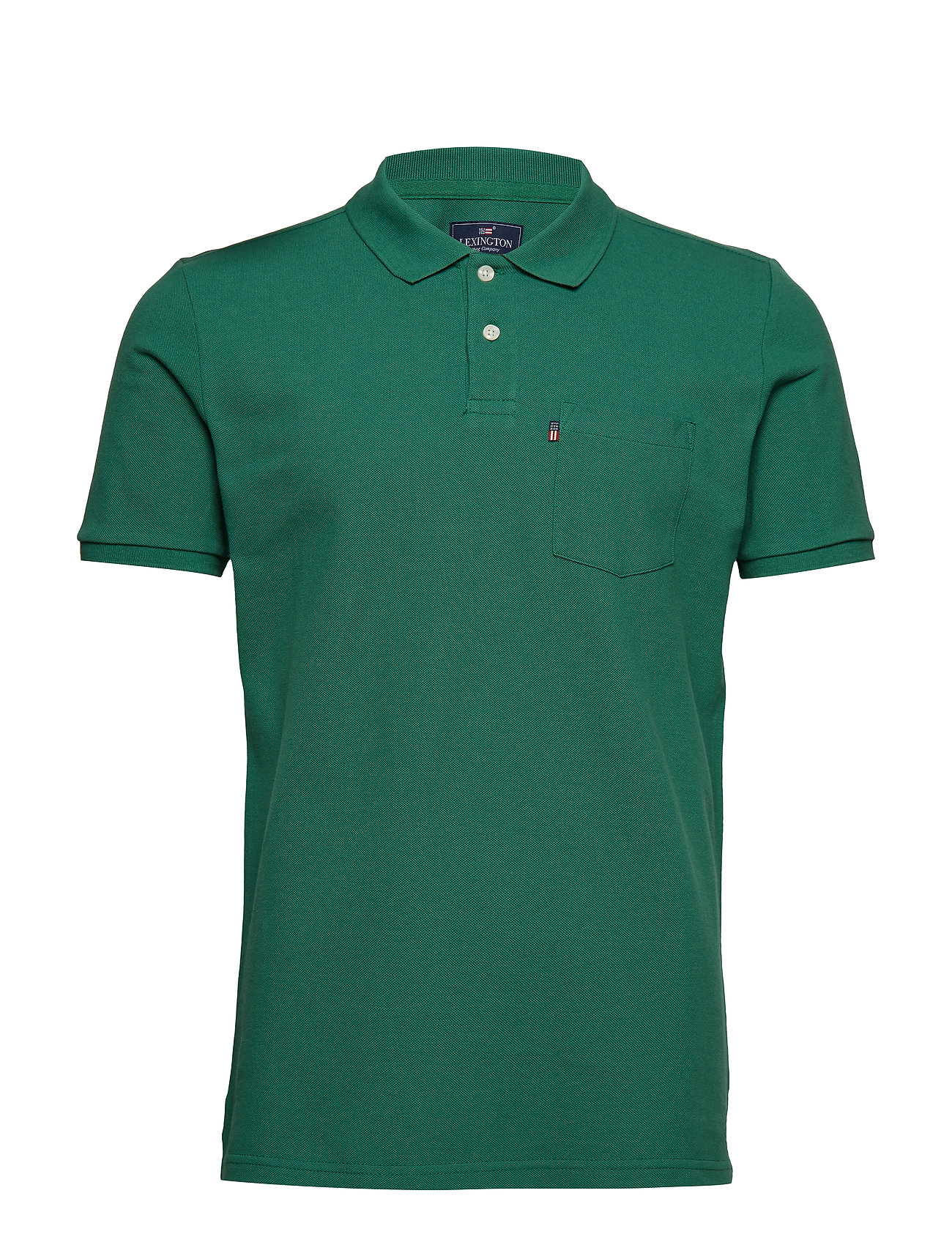 Lexington Clothing Quentin Polo - FOLIAGE GREEN