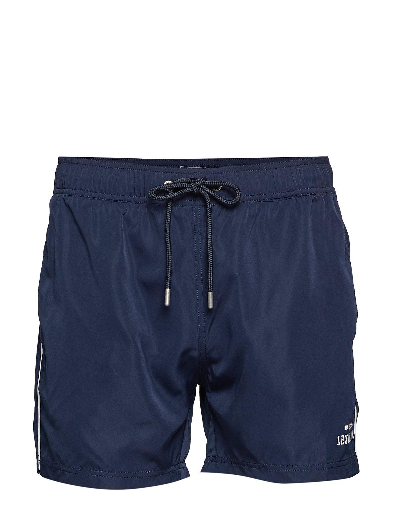 Lexington Clothing Elliot Swimshorts - NAVY BLUE
