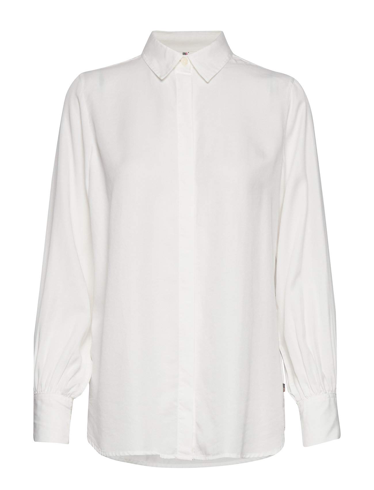 Lexington Clothing Isolde Lyocell Shirt - WHITE
