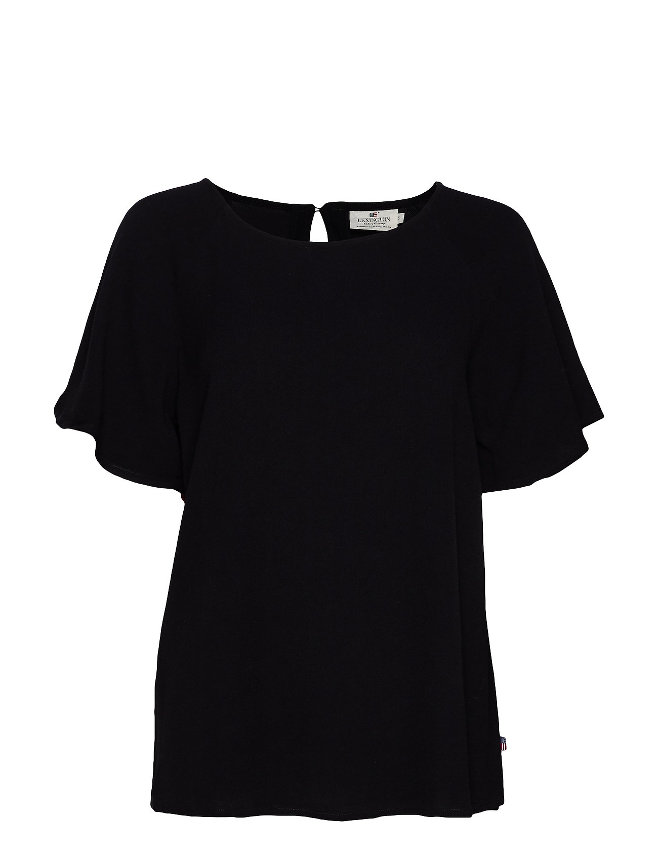 Lexington Clothing Ellis Top - BLACK