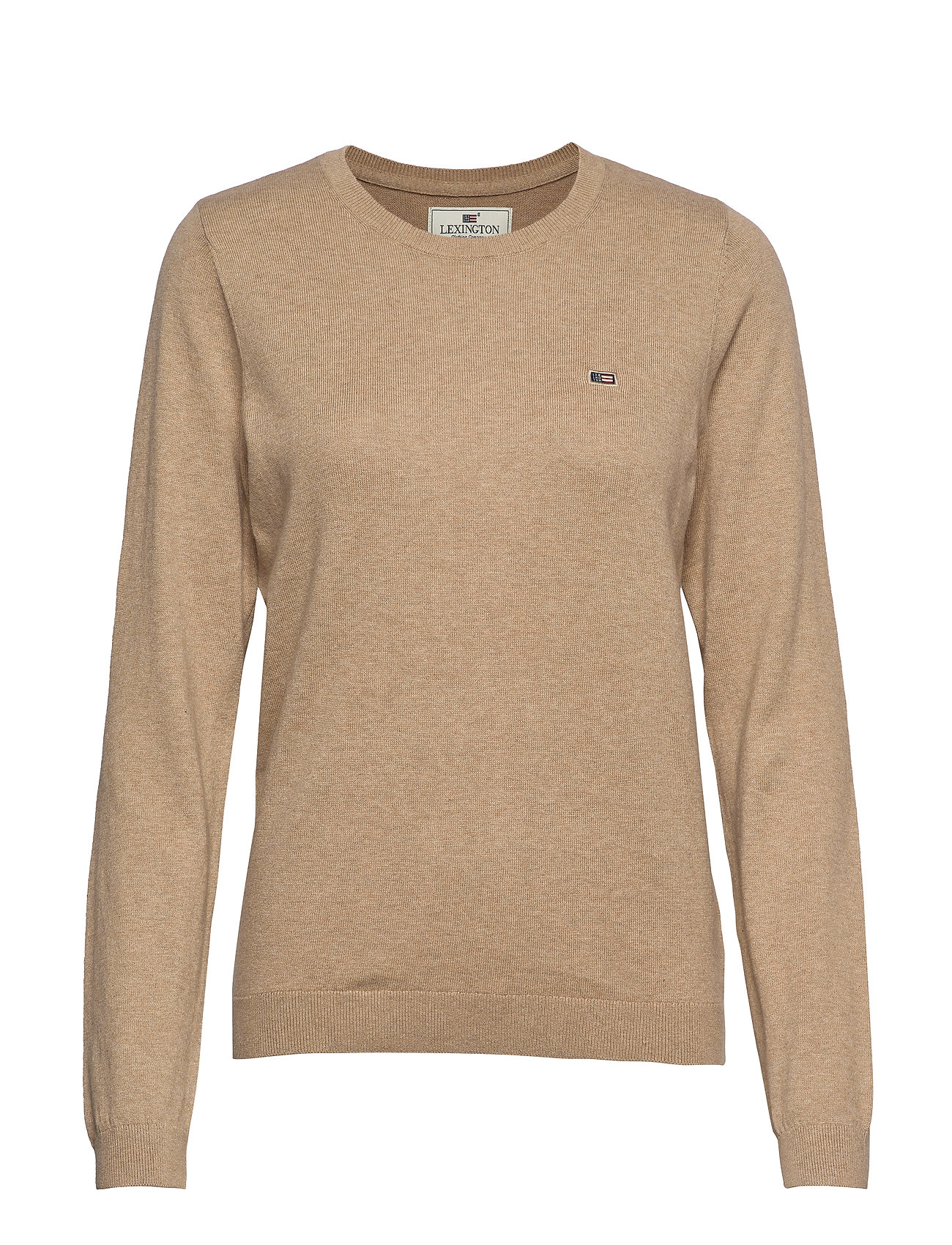 Lexington Clothing Marline Sweater - BEIGE MELANGE