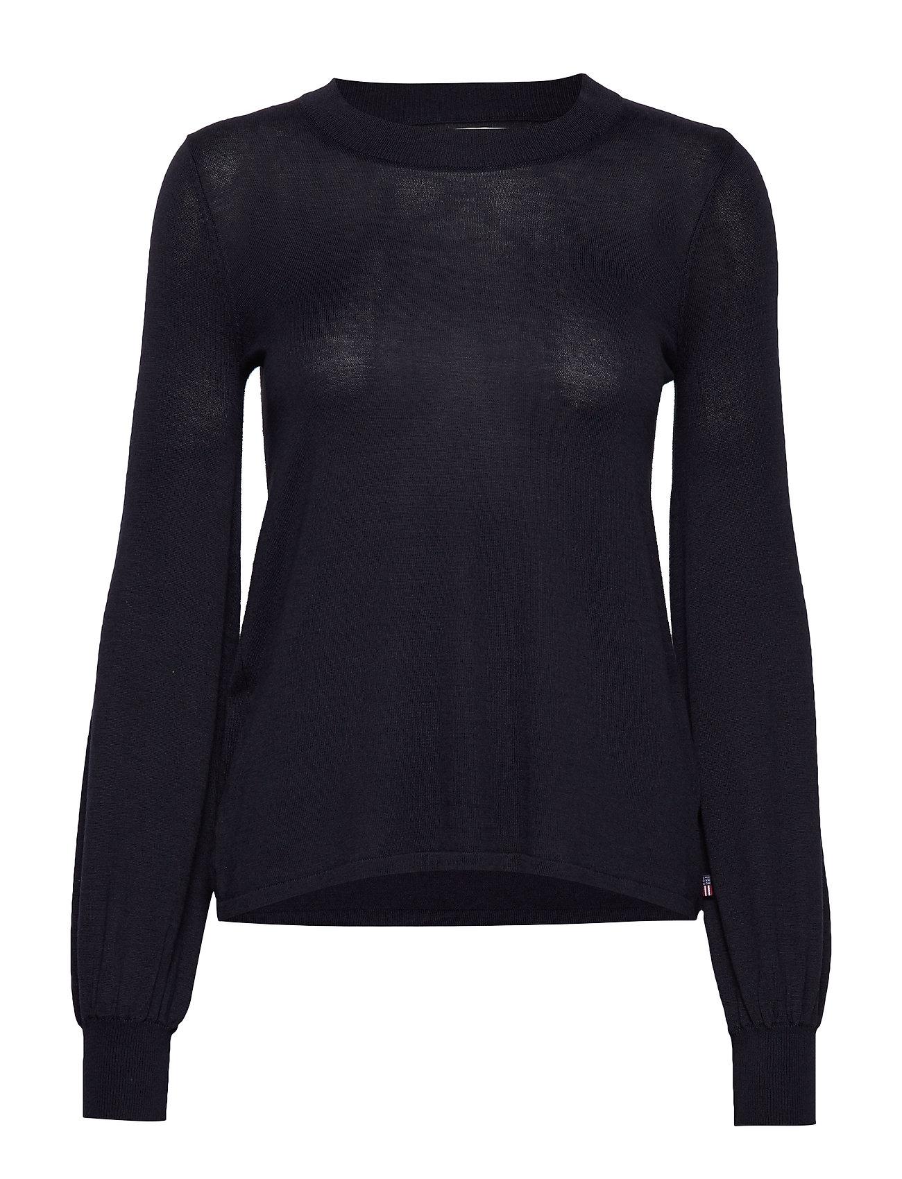 Lexington Clothing Sadie Sweater - BROWN MELANGE