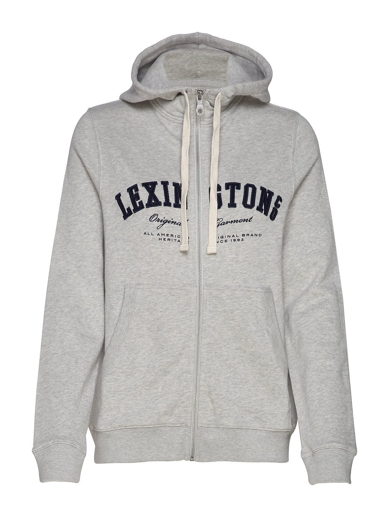 Lexington Clothing Kimberly Hood - GRAY MELANGE