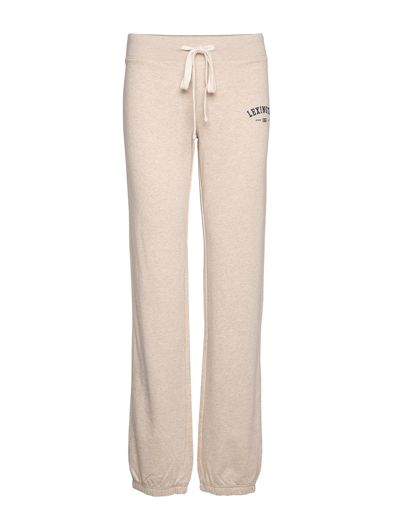 Lexington Clothing Jenna Pants - BEIGE MELANGE