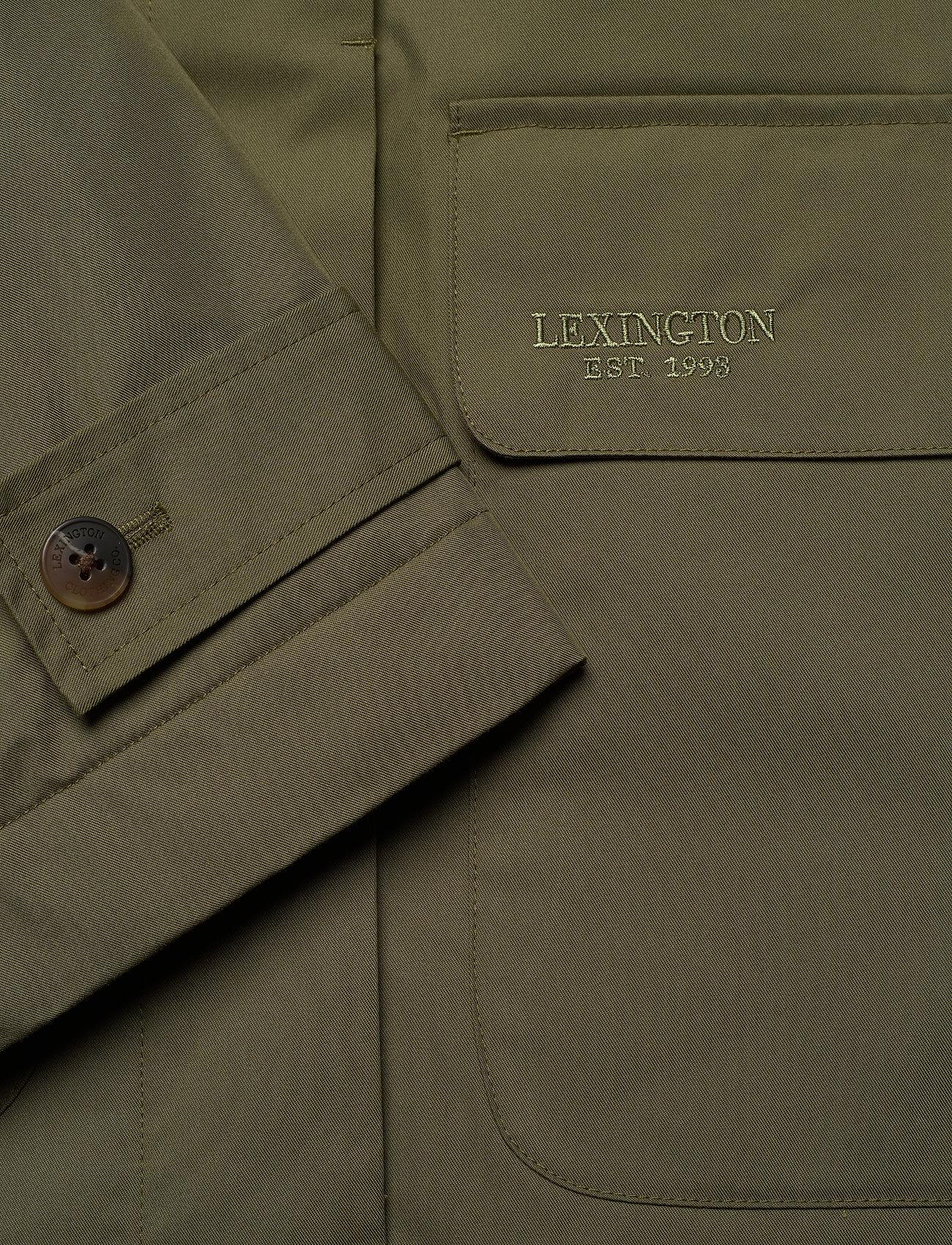 Lexington Clothing Helena Jacket - Kurtki i Płaszcze GREEN - Kobiety Odzież.