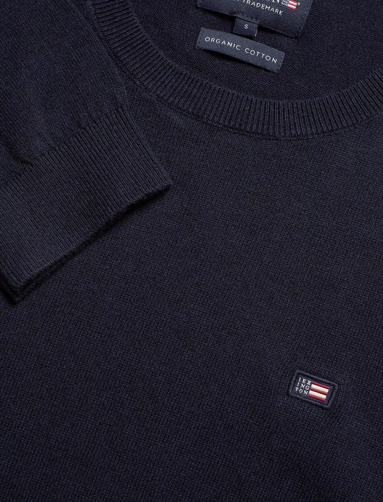 Lexington Clothing Marline Sweater - Dzianina DARK BLUE - Kobiety Odzież.