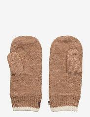 Lexington Clothing - Tyler Mittens - rękawiczki - beige - 1
