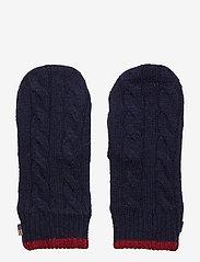 Lexington Clothing - Tyler Mittens - rękawiczki - blue - 0
