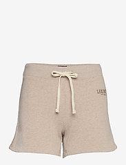 Lexington Clothing - Naomi Shorts - shorts casual - light brown melange - 0