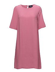 Grace Dress - Chateau Rose Pink