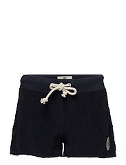 Naomi Terry Shorts - Deep Marine Blue