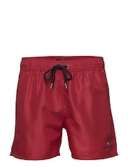 Elliot Swimshorts - Pompeian Red