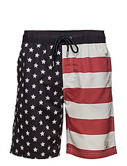 Anthony Swimshorts - Flag Print