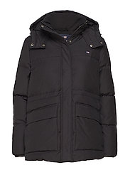 Emma Down Jacket - CAVIAR BLACK