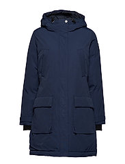 Pauline Down Coat - DEEPEST BLUE
