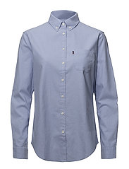Sarah Oxford Shirt - LIGHT BLUE