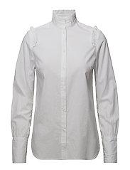 Lexington Clothing - Marianne Ruffle Shirt