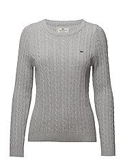 Lexington Clothing - Felizia Cable Sweater