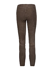 Jackie Suede Stretch Pants