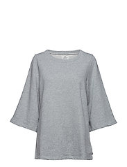 Rae Sweatshirt - HEATHER GRAY MELANGE