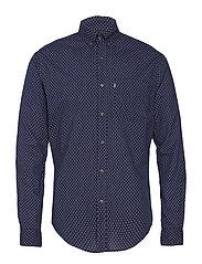 Clive Star Print Shirt - STAR PRINT