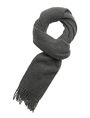 Massachussets Scarf - HEATHER GRAY MELANGE