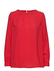 Mercer Blouse - VINTAGE RED
