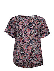 Ellis Paisley Top