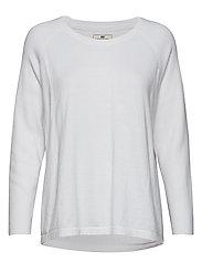 Lea Sweater - BRIGHT WHITE