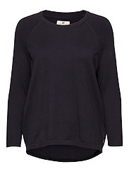 Lea Sweater - DEEP MARINE BLUE