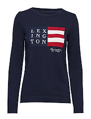 Lova Sweater - NAVY BLUE