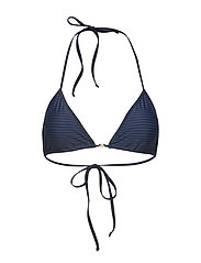 Stephanie Bikini Top - BLUE STRIPE
