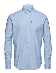 Kyle Oxford Shirt - LIGHT BLUE
