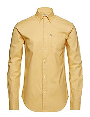 Kyle Oxford Shirt - YELLOW