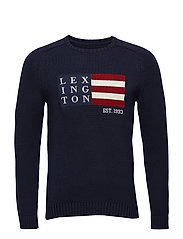 Dylan Sweater - NAVY BLUE
