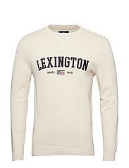 Nelson Knitted Sweatshirt - IVY