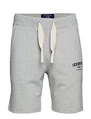 James Jersey Shorts - LT WARM GRAY MELANGE