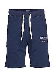 James Jersey Shorts - NAVY BLUE