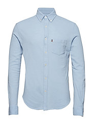 Irvin Pique Shirt - KENTUCKY BLUE