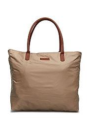 Mayflower Nylon Tote Bag - WARM SAND