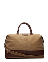 Sommerville Weekend Bag - BEIGE