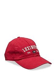 Houston Cap - VINTAGE RED